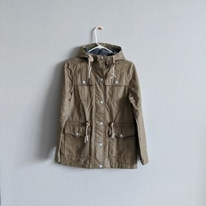 Levi's Strauss Hooded Waxed Parka